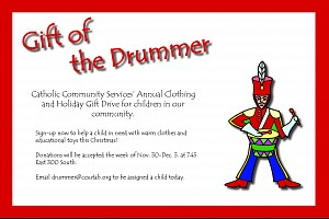 Gift of the Drummer