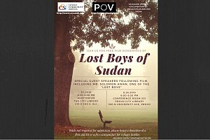 Lost Boys of Sudan Screening