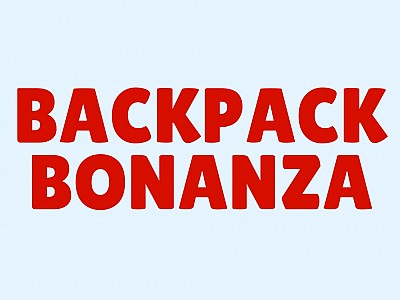 Backpack Bonanza!